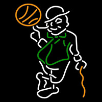 Boston Celtics Alternate 1995 96 Pres Logo NBA Neon Sign Neon Sign
