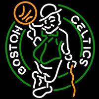 Boston Celtics NBA Neon Sign Neon Sign