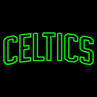 Boston Celtics Wordmark 1946 47 Pres Logo NBA Neon Sign Neon Sign