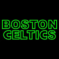 Boston Celtics Wordmark 1978 79 Pres Logo NBA Neon Sign Neon Sign