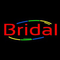 Bridal Multi Colored Deco Style Neon Sign