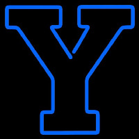 Brigham Young Cougars Alternate 2005 Pres Logo NCAA Neon Sign Neon Sign