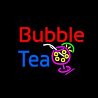 Bubble Tea Neon Sign
