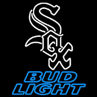 Bud Light Chicago White Sox Beer Sign Neon Sign