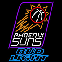 Bud Light Phoenix Suns NBA Beer Sign Neon Sign