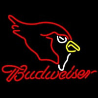 Budweiser Arizona Cardinals NFL Neon Sign Neon Sign