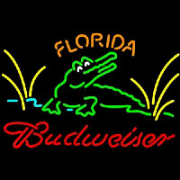 Budweiser Florida Gators Neon Sign