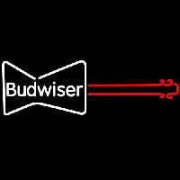 Budweiser Guitar Beer Sign Neon Sign
