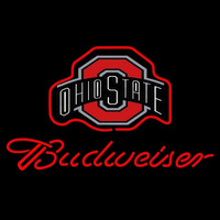 Budweiser Ohio State Neon Sign Neon Sign