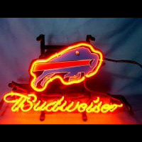 Buffalo Bills Football Neon Sign Neon Sign