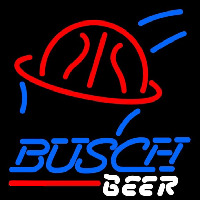 Busch Basketball Beer Sign Neon Sign