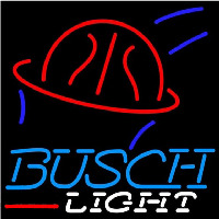 Busch Light Basketball Beer Sign Neon Sign