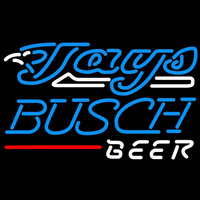 Busch Toronto Blue Jays MLB Beer Sign Neon Sign