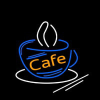 Cafe Coffee Neon Sign