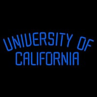 California Golden Bears Wordmark Logo NCAA Neon Sign Neon Sign