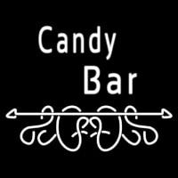 Candy Bar Neon Sign