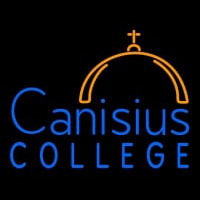 Canisius College Neon Sign Neon Sign