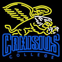 Canisius Golden Griffins Primary Logo NCAA Neon Sign Neon Sign
