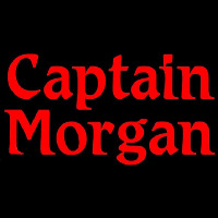 Captain Morgan Red Beer Sign Neon Sign