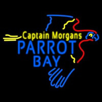 Captain Morgans Parrot Bay Neon Sign