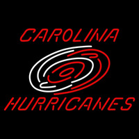 Carolina Hurricanes Alternate 1999 00 Pres Logo NHL Neon Sign Neon Sign