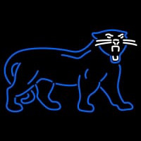 Carolina Panthers Alternate   Logo NFL Neon Sign Neon Sign
