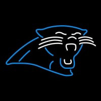 Carolina Panthers NFL Neon Sign Neon Sign