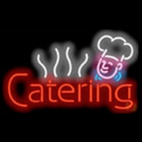 Catering Food Chef Diet Neon Sign