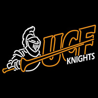Central Florida Knights Alternate 1996 2006 Logo NCAA Neon Sign Neon Sign