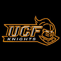 Central Florida Knights Alternate 2007 Pres Logo NCAA Neon Sign Neon Sign