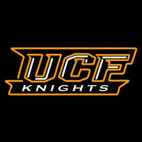 Central Florida Knights Wordmark 2007 Pres Logo NCAA Neon Sign Neon Sign