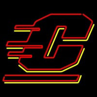 Central Michigan Chippewas Neon Sign Neon Sign