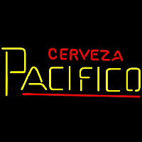 Cerveza Pacifico Beer Sign Neon Sign