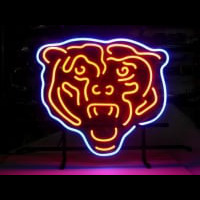 Chicago Bears Neon Sign Neon Sign