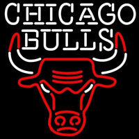 Chicago Bulls NBA Neon Sign Neon Sign