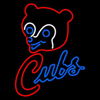 Chicago Cubs Alternate 1949 196 Logo MLB Neon Sign Neon Sign