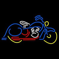 Classic Motorcycle Neon Sign