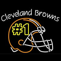 Cleveland Browns  NFL Neon Sign Neon Sign