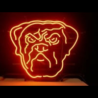 Cleveland Browns Neon Sign Neon Sign