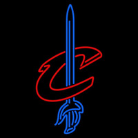 Cleveland Cavaliers Alternate 2003 04 2009 10 Logo NBA Neon Sign Neon Sign