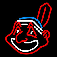 Cleveland Indians MLB Neon Sign Neon Sign