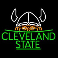 Cleveland State Vikings Neon Sign Neon Sign