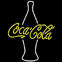 Coca Cola Bottle Neon Sign