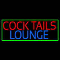 Cocktail Lounge Neon Sign