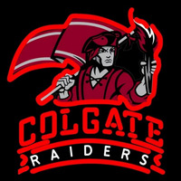 Colgate Raiders Neon Sign Neon Sign