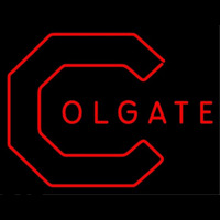 Colgate Raiders Primary 1940 1967 Logo NCAA Neon Sign Neon Sign