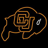 Colorado Buffaloes Neon Sign Neon Sign