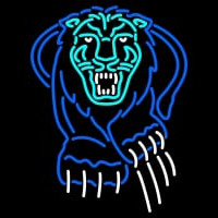 Columbia Lions Alternate Logo NCAA Neon Sign Neon Sign