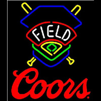 Coors Field Colorado Rockies Beer Sign Neon Sign