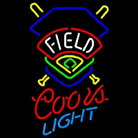 Coors Light Field Colorado Rockies MLB Beer Sign Neon Sign